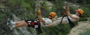 Wild Canyon Zip Lines Los Cabos best adrenaline activities