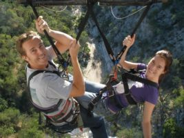 Tarzan Swing Los Cabos at Wild Canyon Adventure Park
