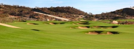 Spectacular views Club Campestre San Jose golf course Discount tee times cabo san lucas questro golf