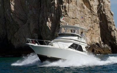 38ft Sport Fishing cruisers in cabo san lucas best fishing for up to 10 people